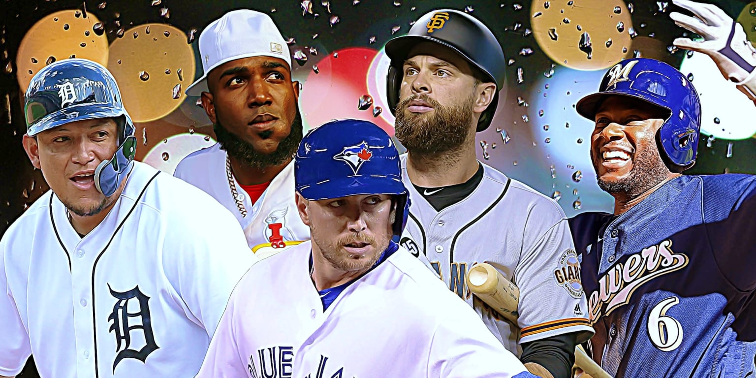 These are MLB's unluckiest hitters