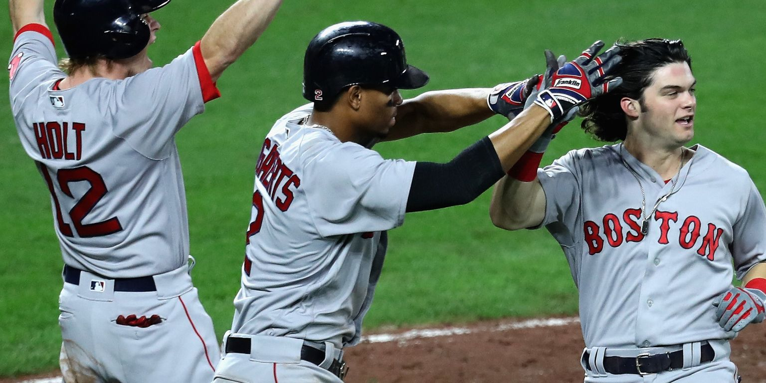 Sox give extra effort vs. O's, stay 3 games up