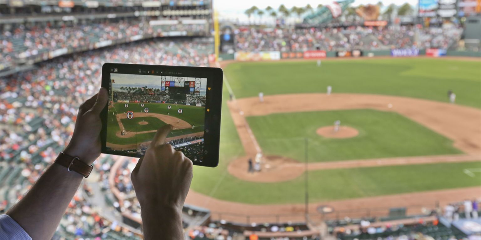MLB takes AR to next level for fans at ballpark