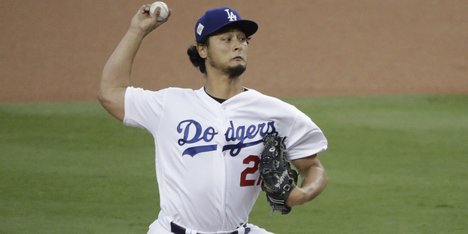 Darvish addresses his pitch-tipping in '17 Series