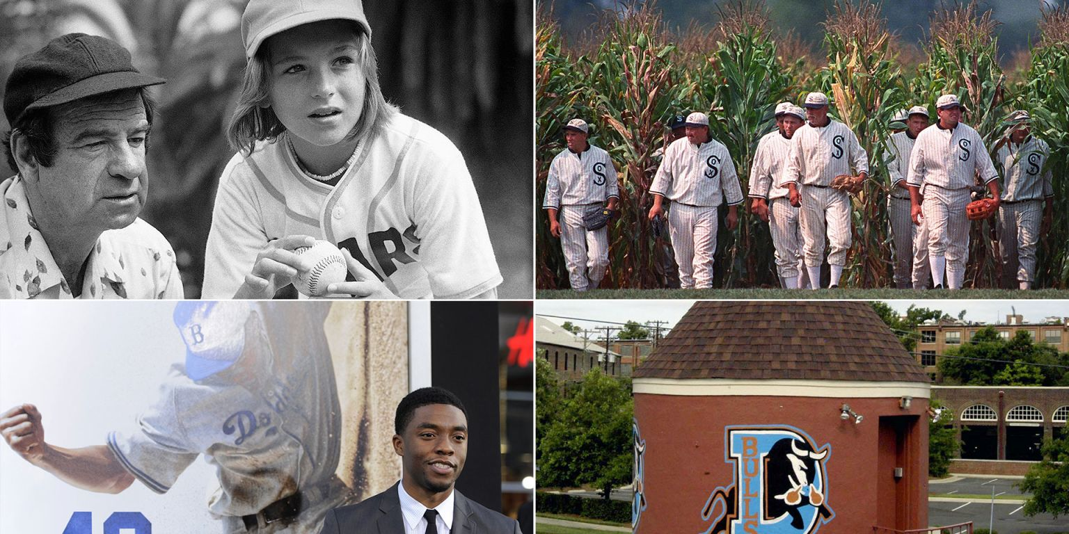 Best Baseball Movies of All Time | MLB com