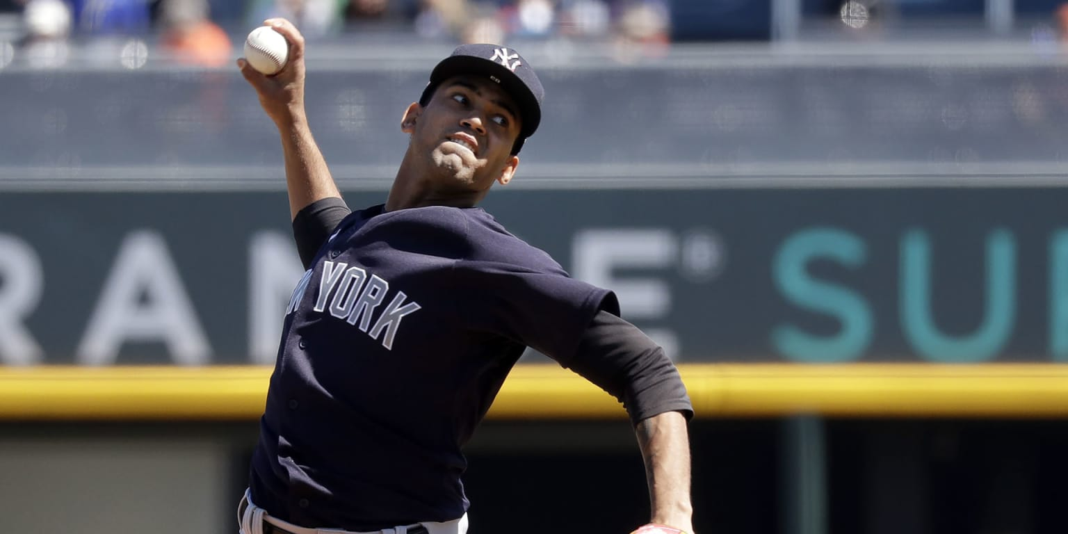Yanks No. 3 prospect Garcia lives up to fanfare