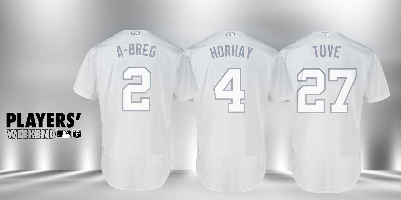 The origins of Astros' Players' Weekend names
