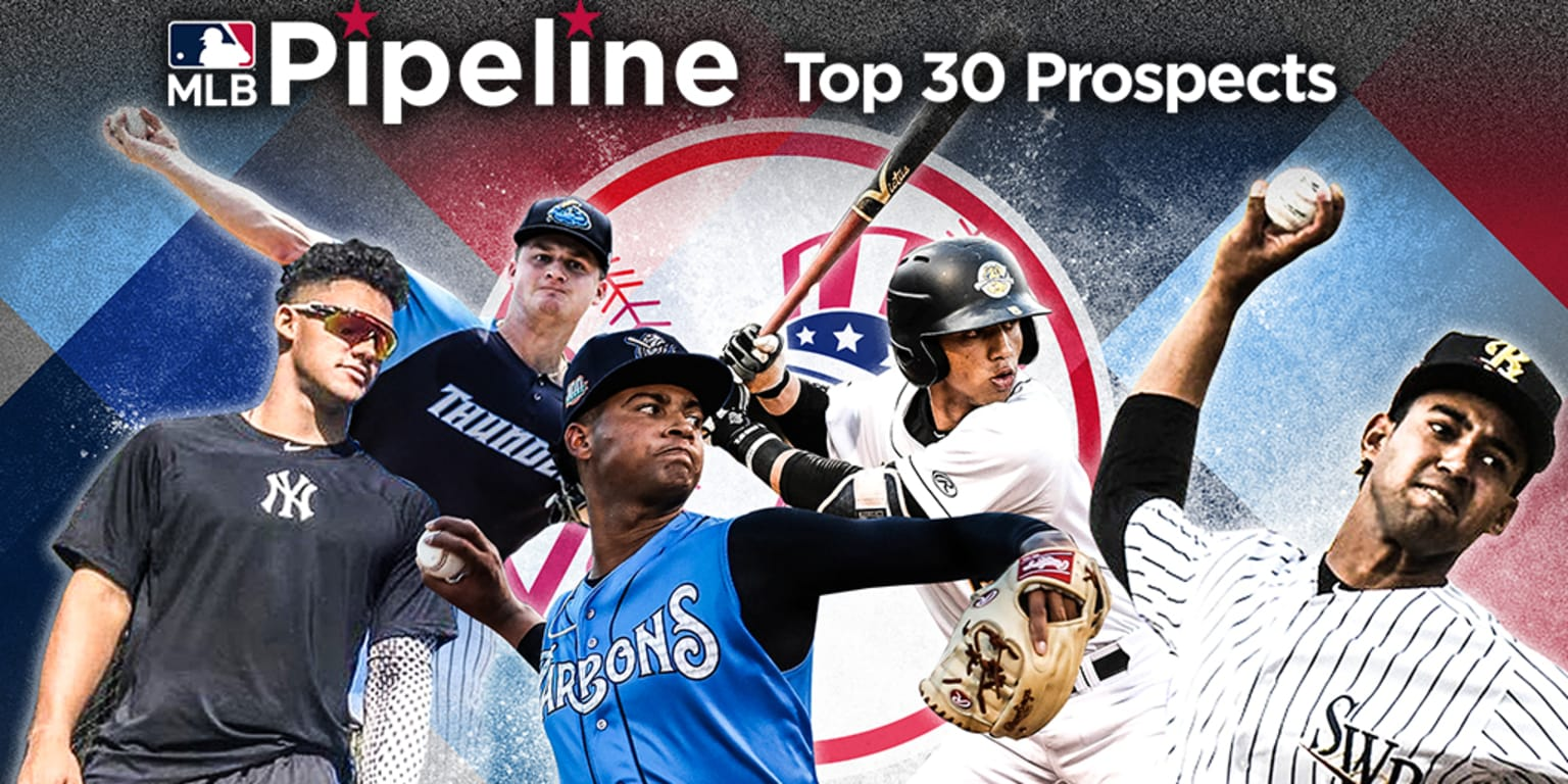 Here are the Yankees' 2020 Top 30 Prospects