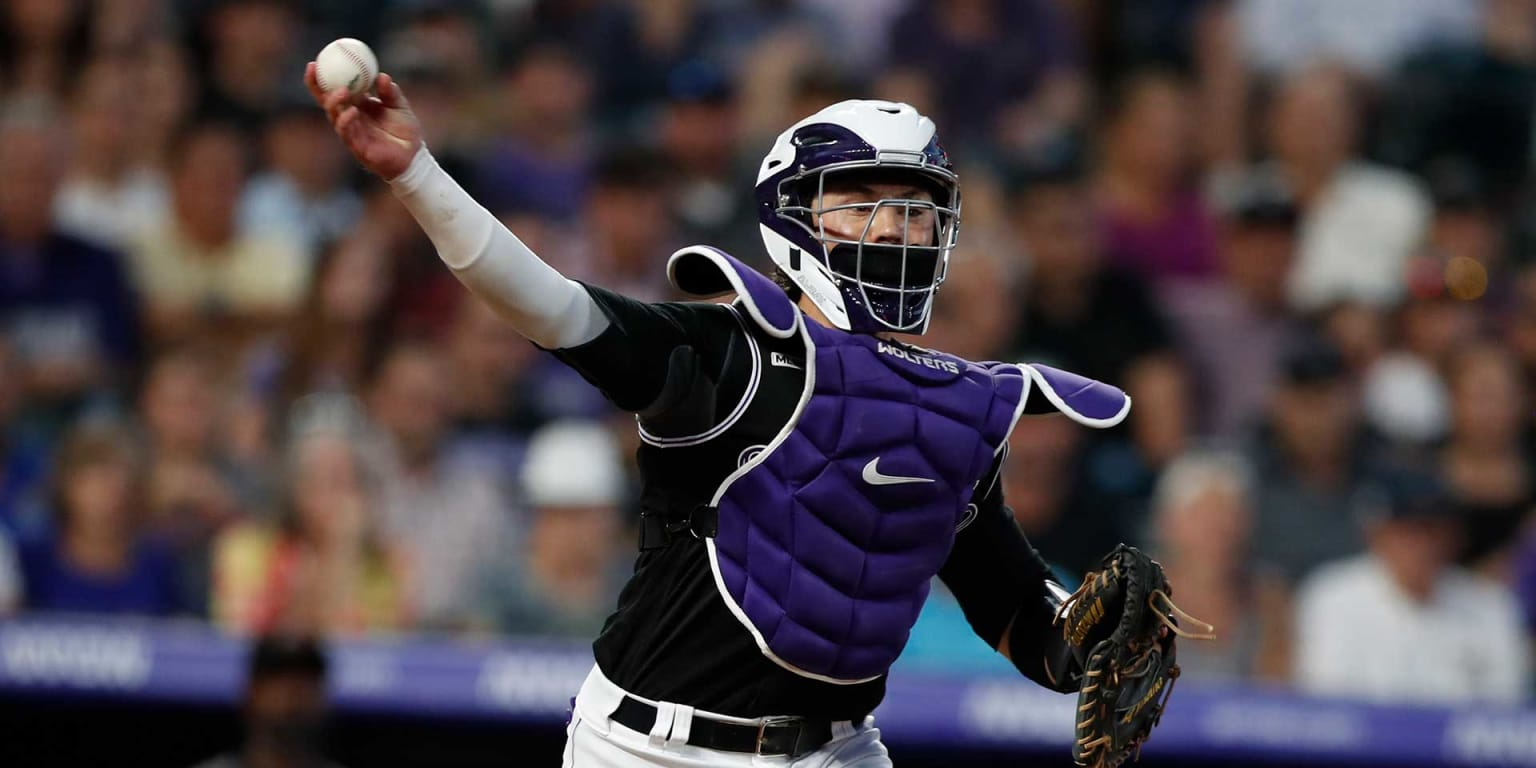 These catchers could suit Rockies' needs