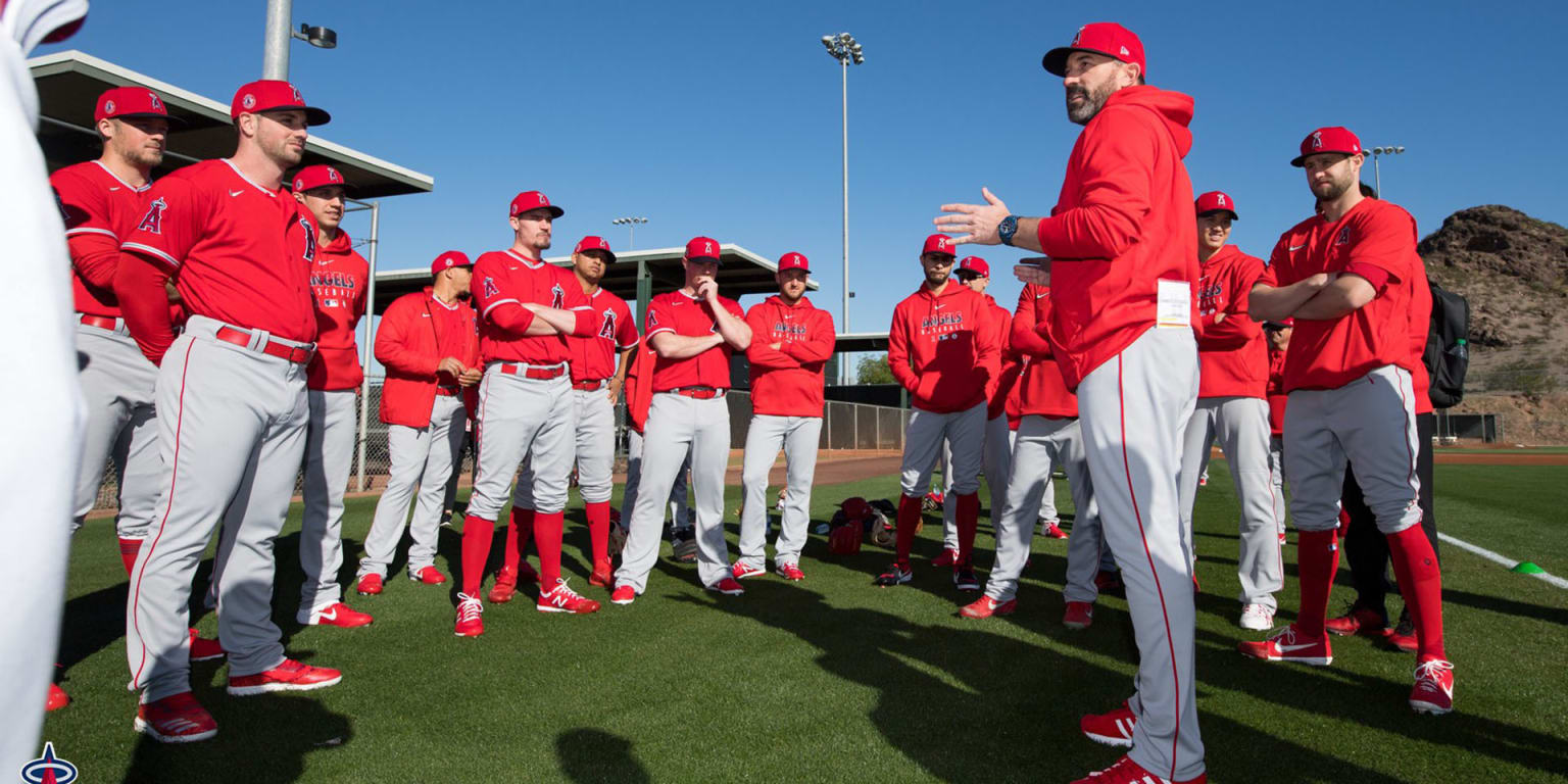 Callaway's plan for Angels' arms: 'Throw strikes'