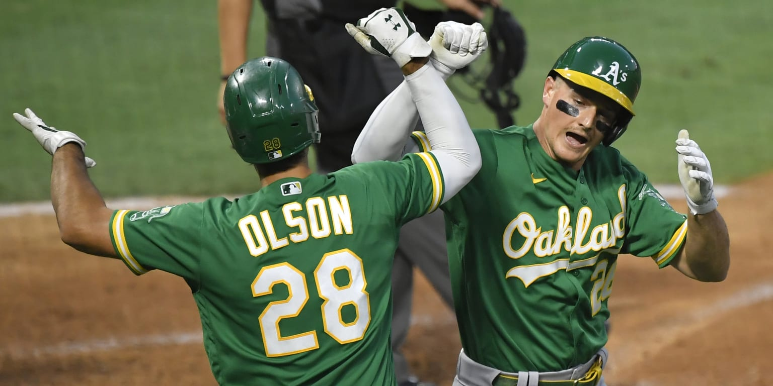 Athletics 2021 Opening Day roster prediction