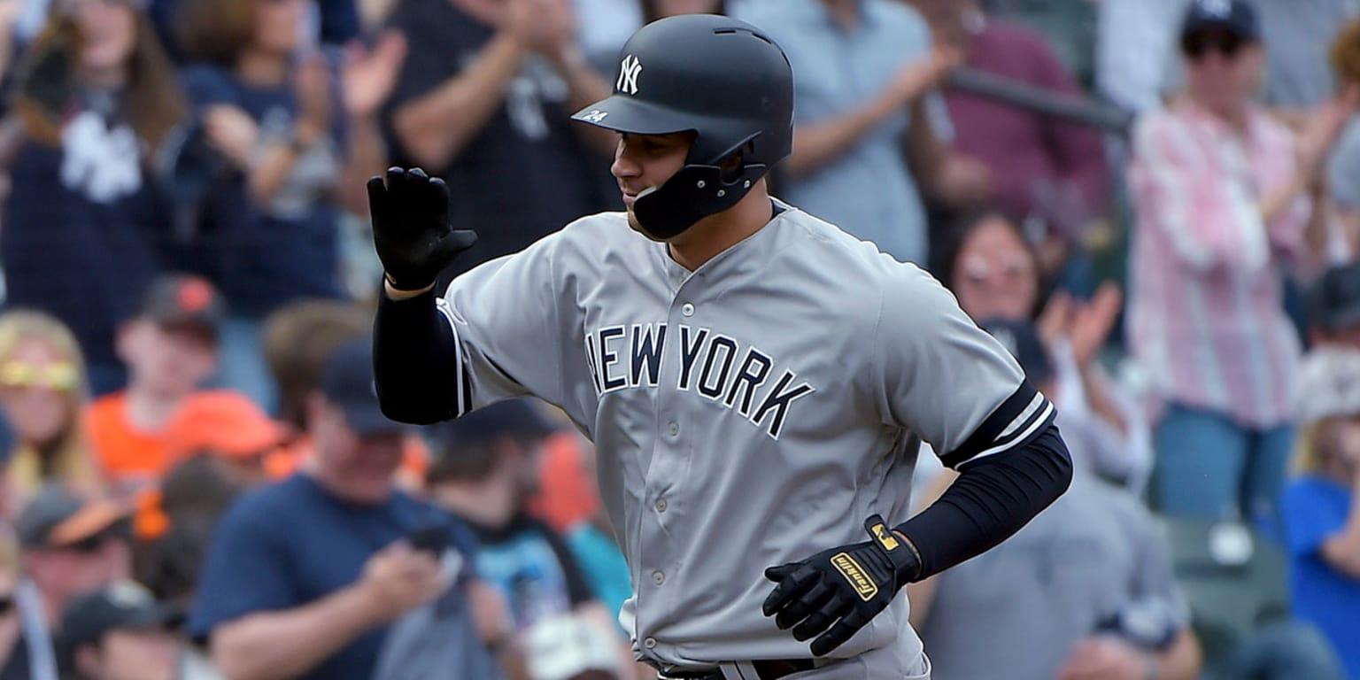 Gary Sanchez close to returning to Yankees