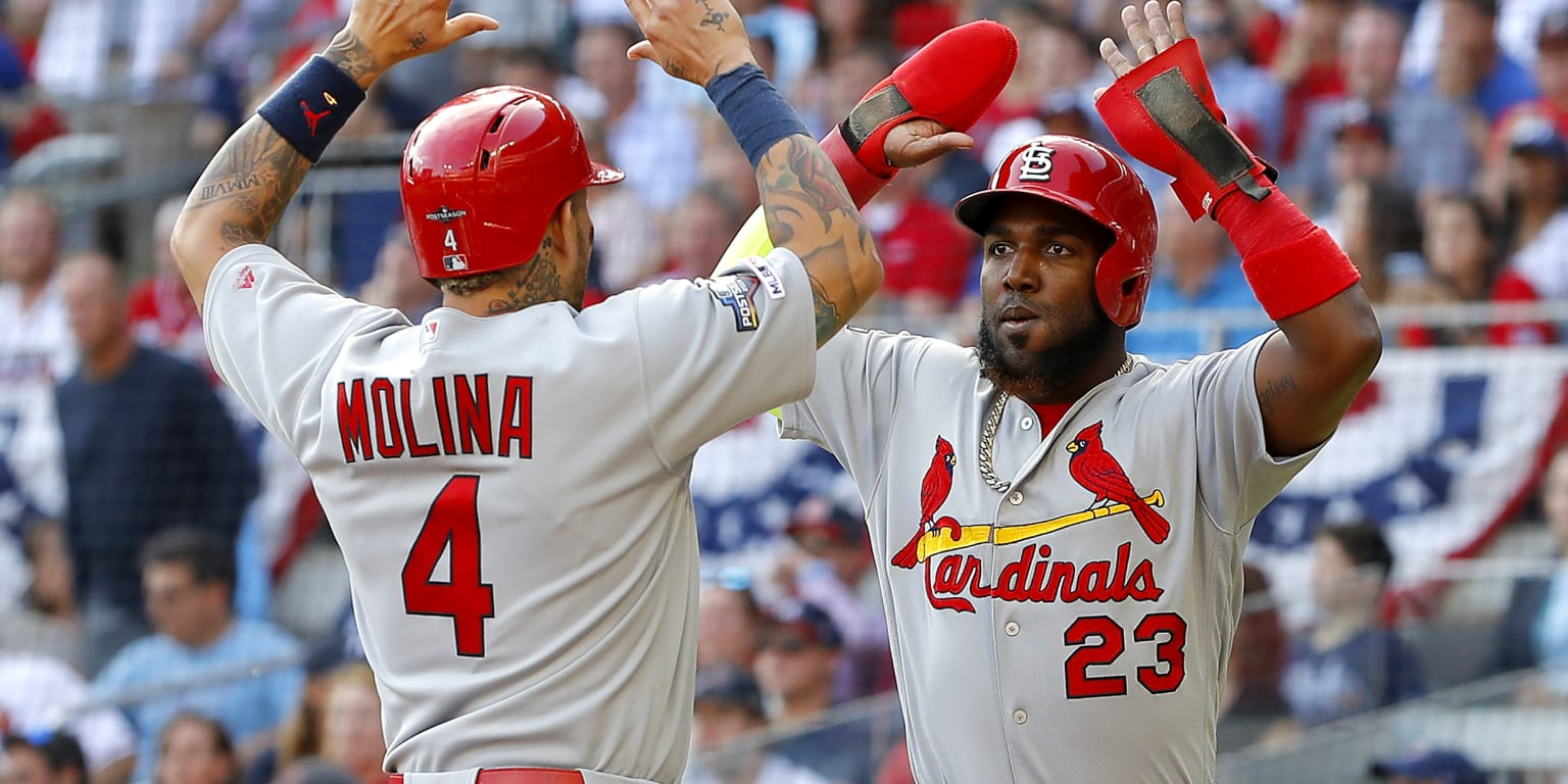 The mysterious case of Marcell Ozuna