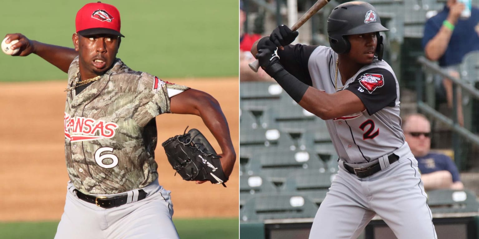 Mariners call up top prospects Dunn, Lewis