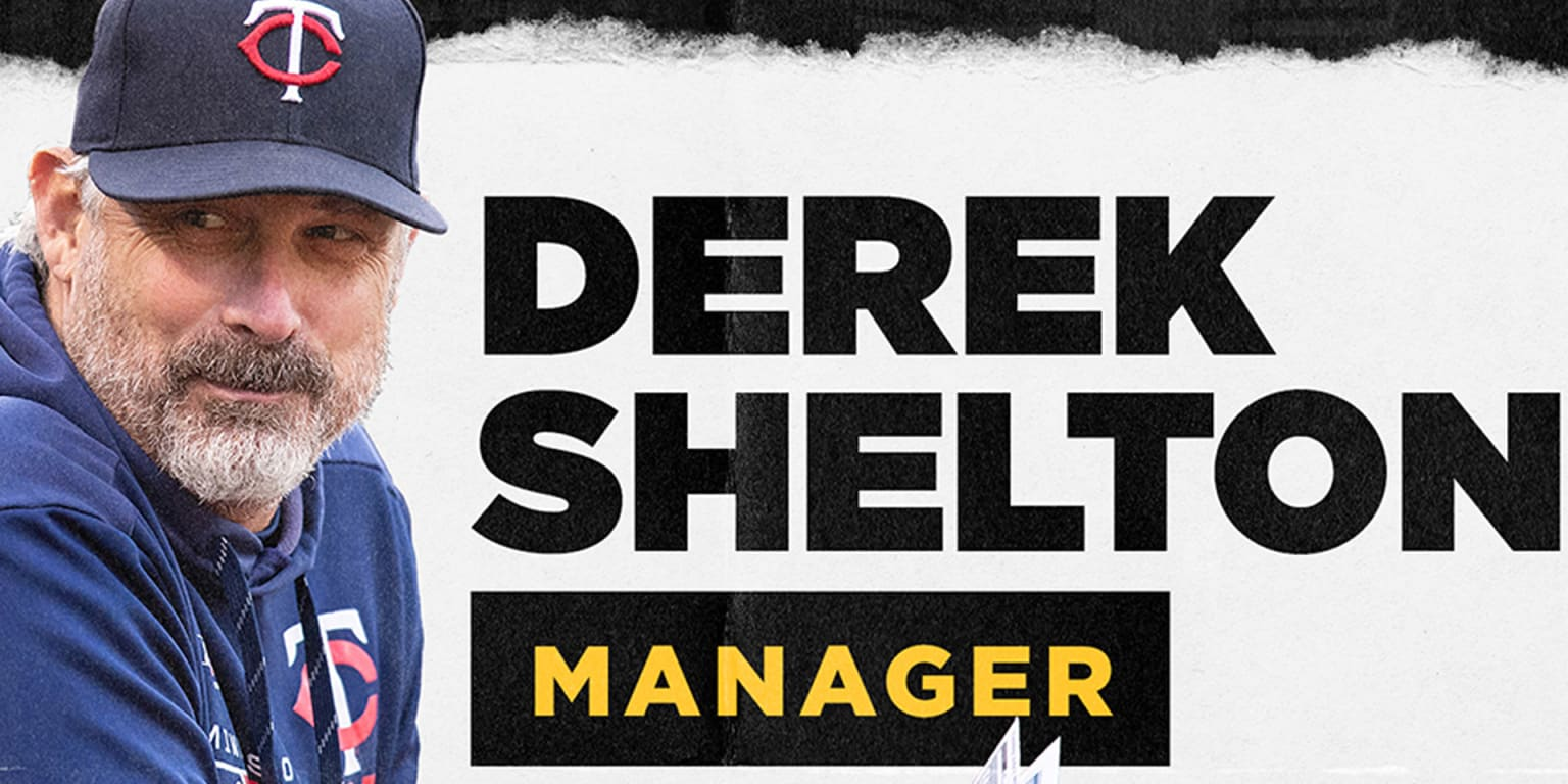 Pirates tab Shelton to be their new manager