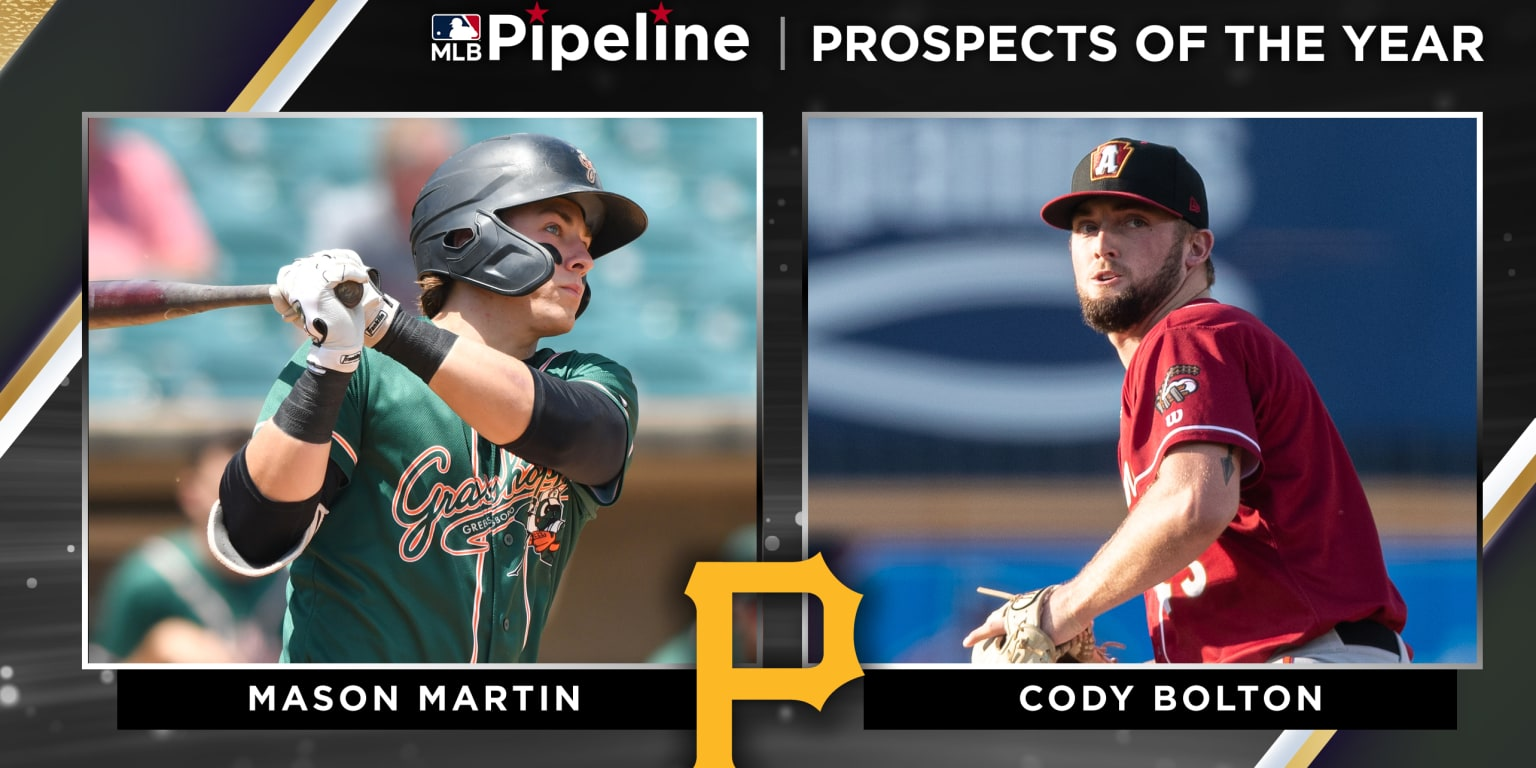 Pipeline names Pirates Prospects of the Year