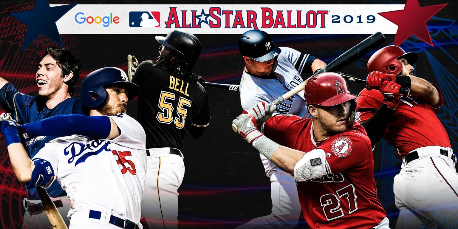 Building perfect 2019 All-Star Game ballot | MLB com