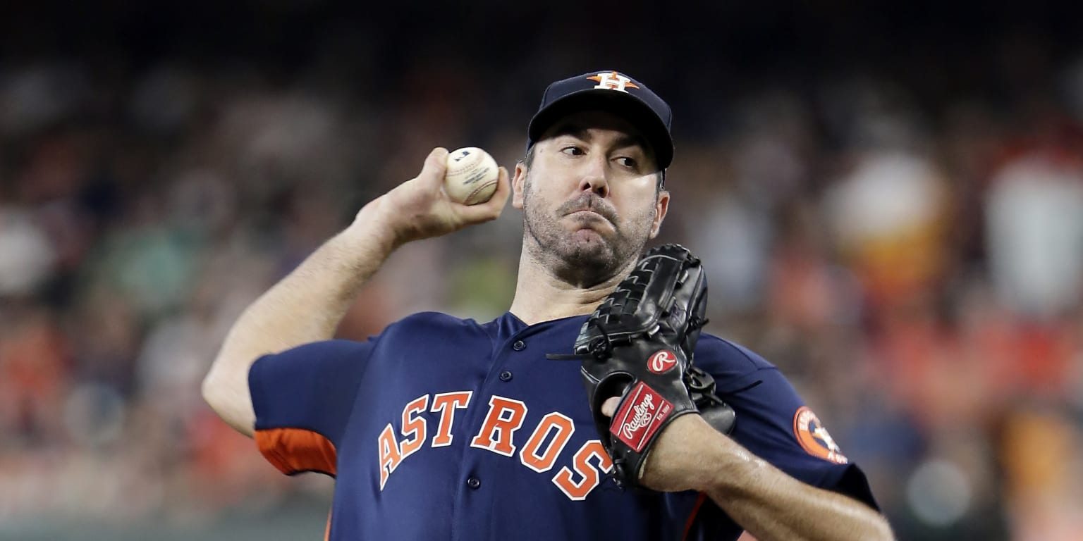 Verlander leads Astros to sweep of M's