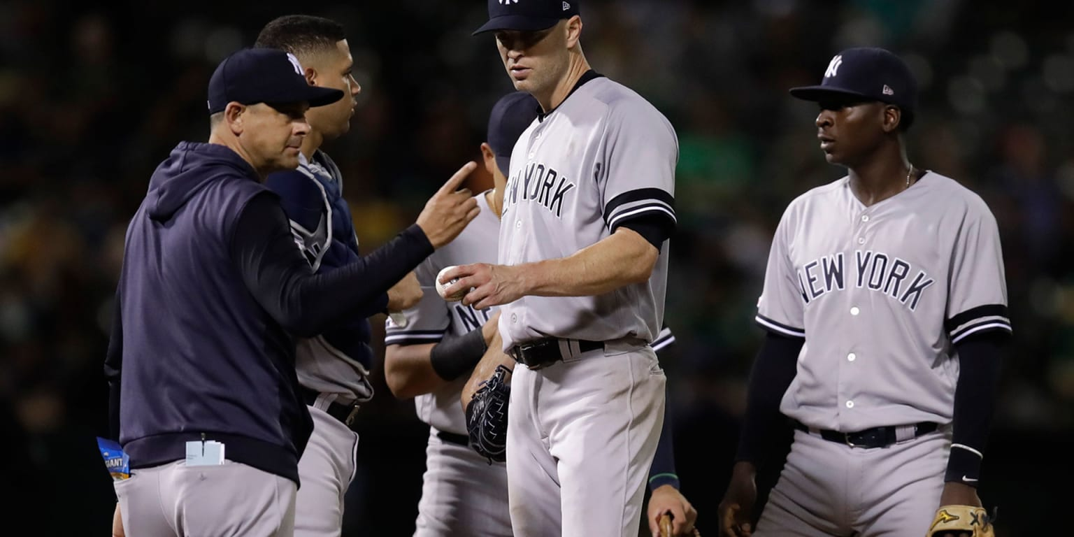 Yanks' rally falls short after Happ stung by HRs