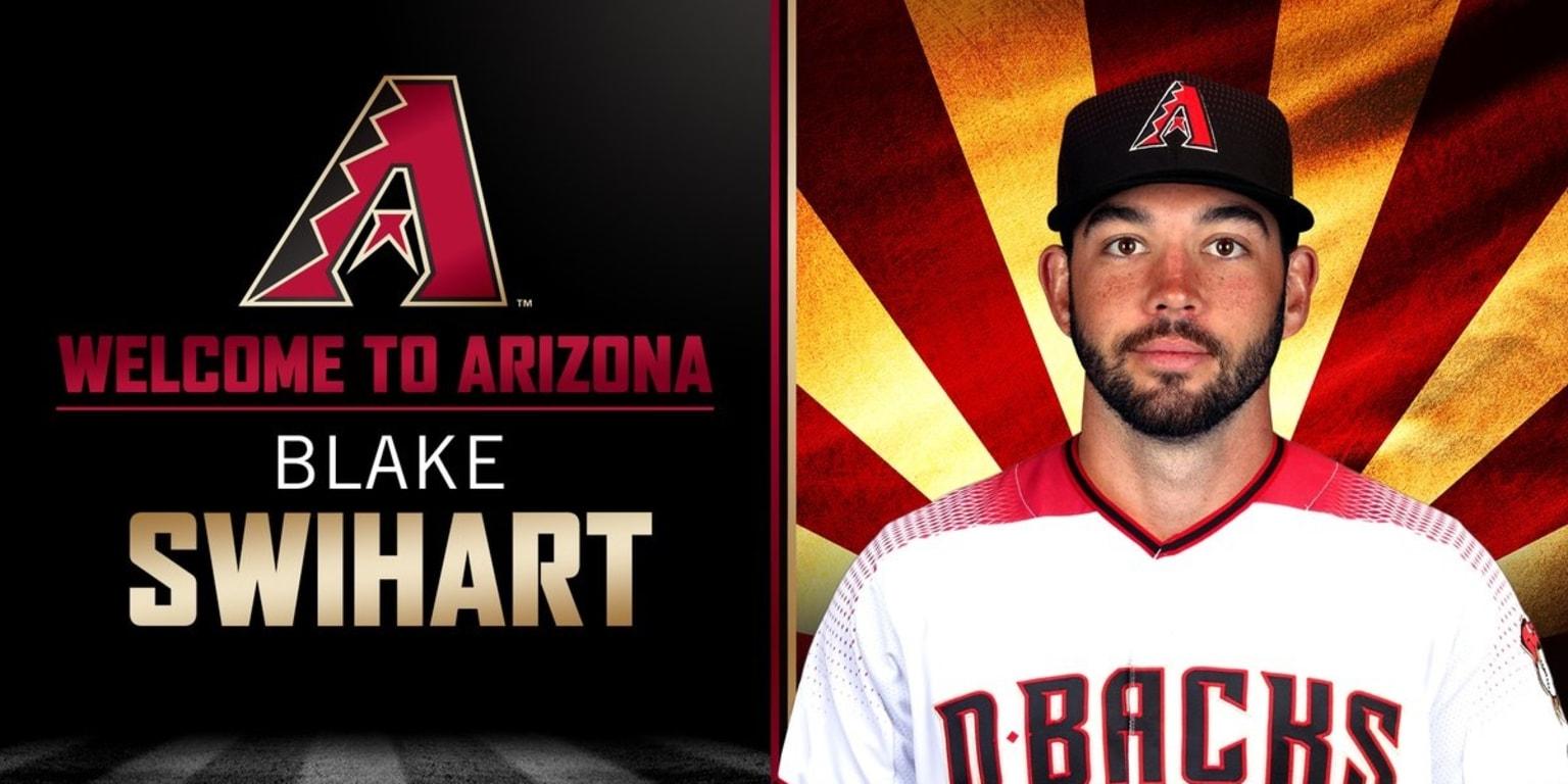 Blake Swihart traded to D-backs