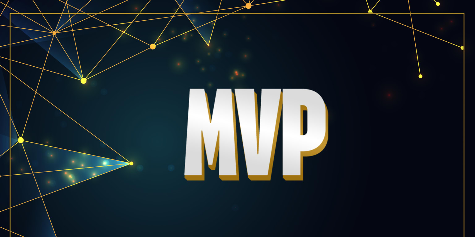 Here are the MVP Award vote totals