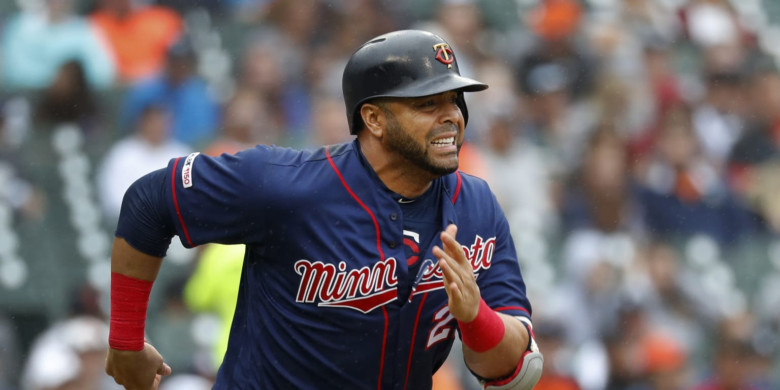 Cruz homers in 4th straight as Twins rout Tigers