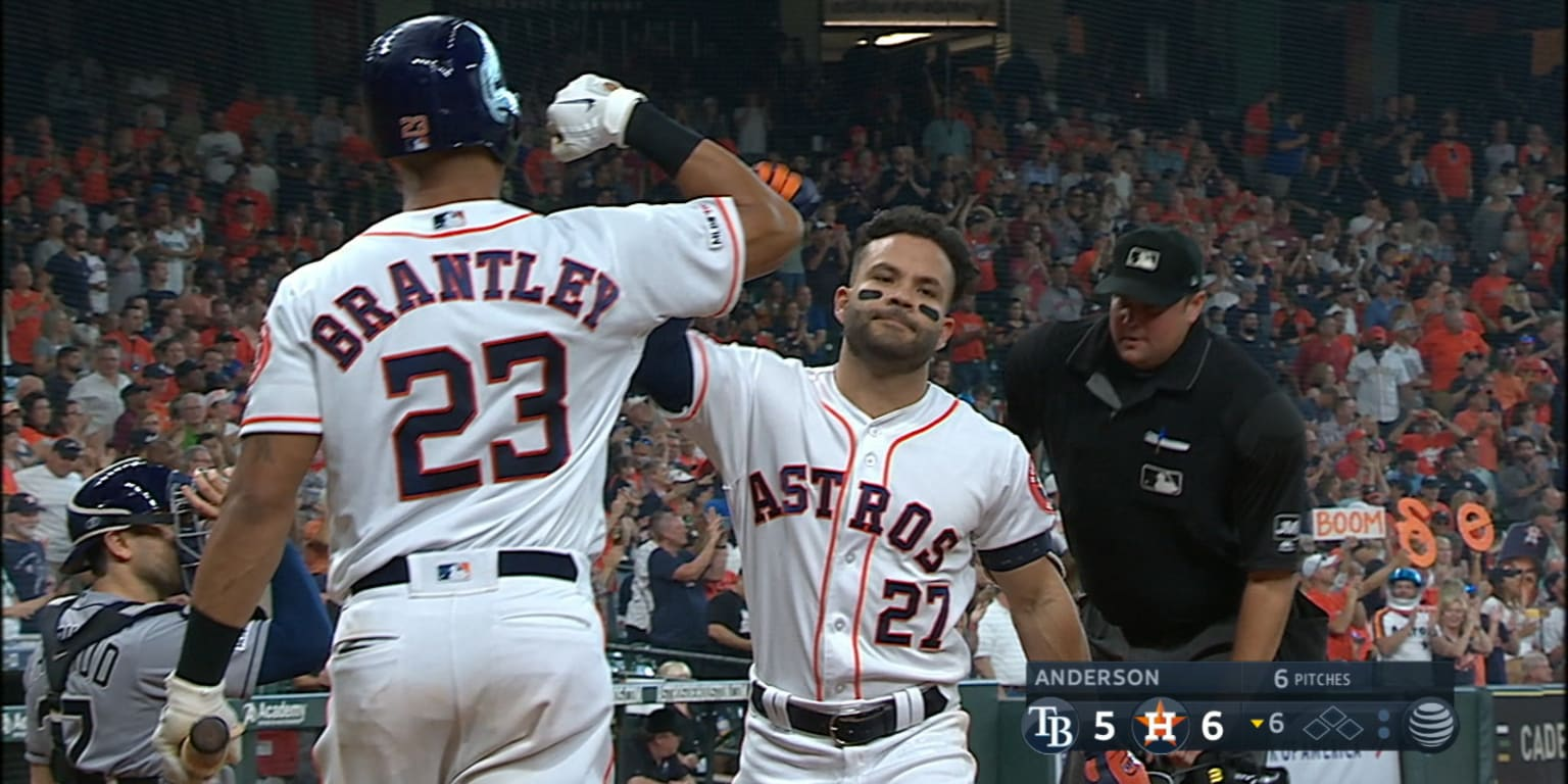 Potent Astros offense is making history