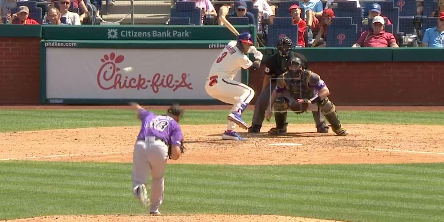 Harper's blast difference-maker in series sweep - MLB.com