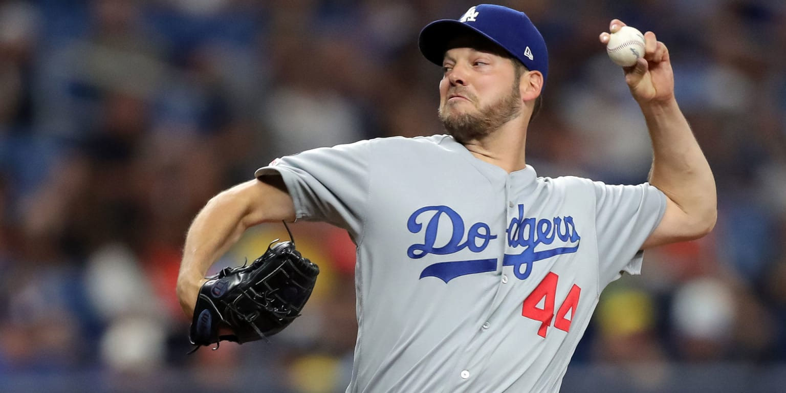 Hill stands tall before Dodgers falter late