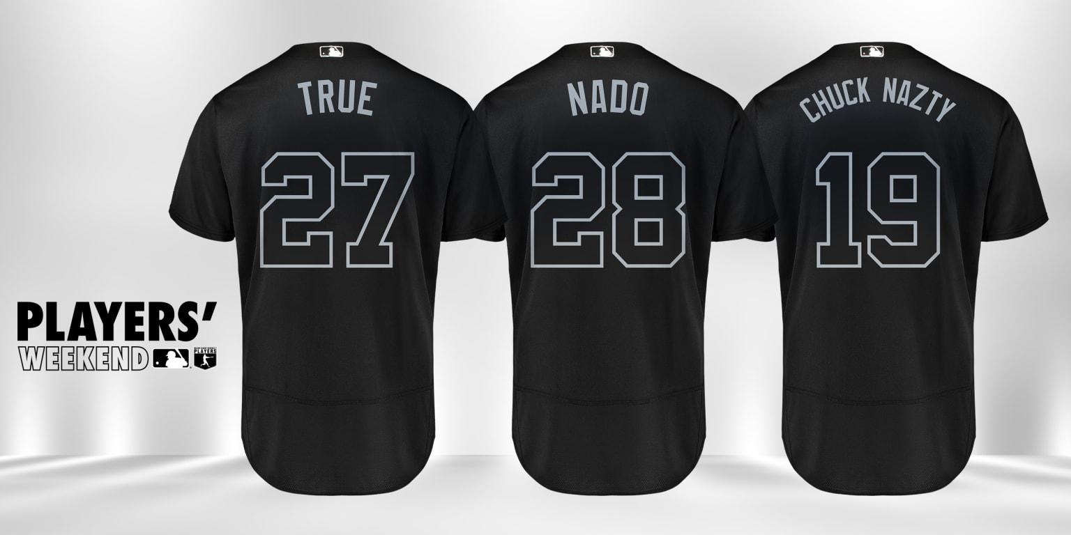 quality design 07a20 2db51 Colorado Rockies Players' Weekend nicknames | MLB.com