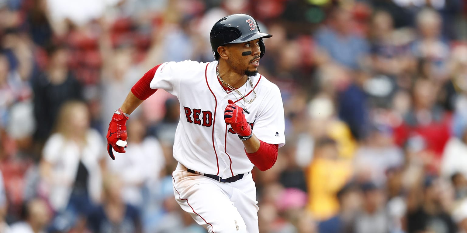 Best Betts: Mookie starting to shine in July