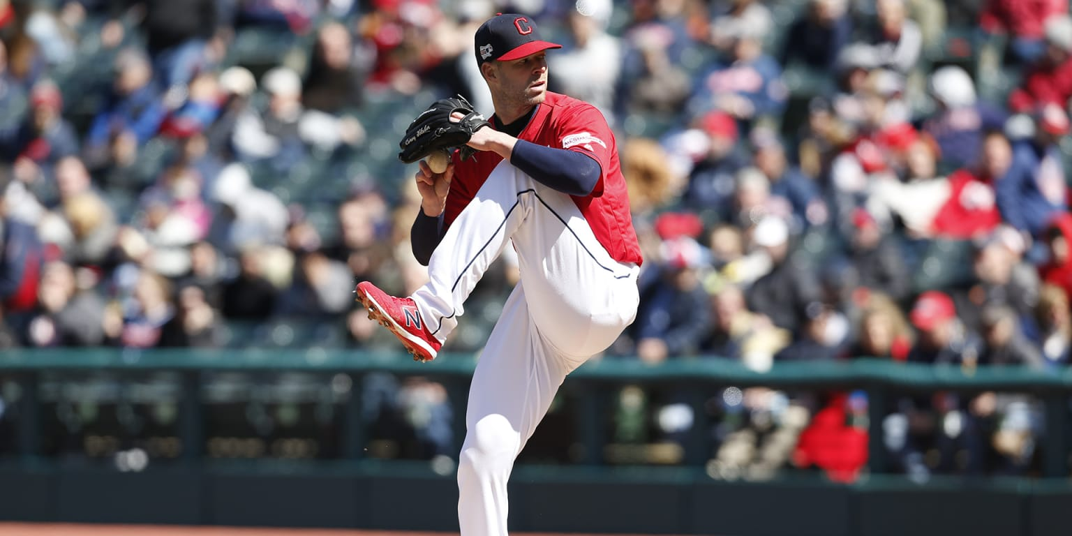 Indians to exercise Kluber's club option