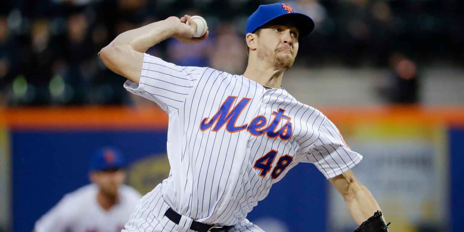 deGrom continues his resurgence for Mets