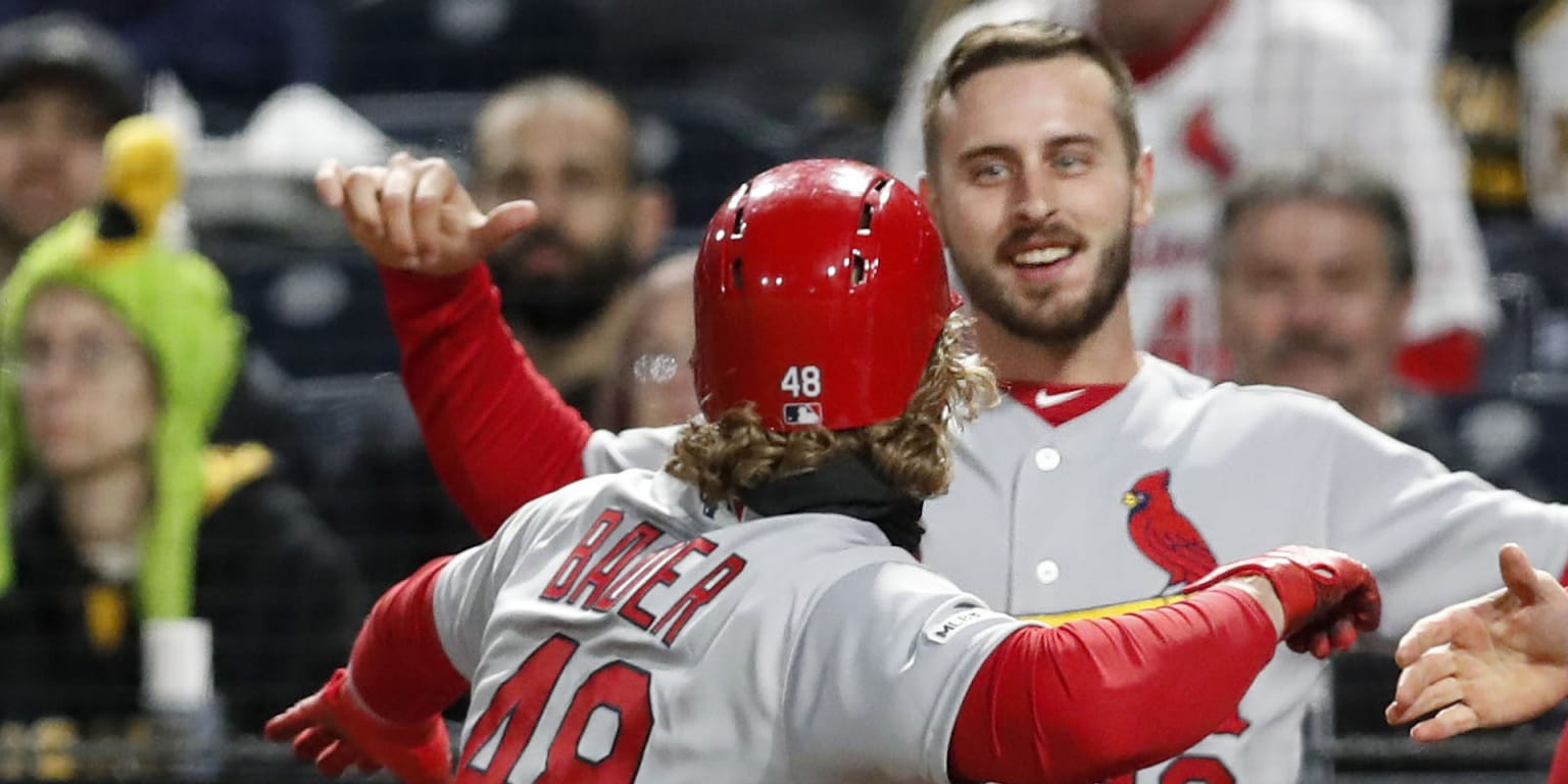 Harrison Bader, Paul DeJong lead Cardinals past Pirates