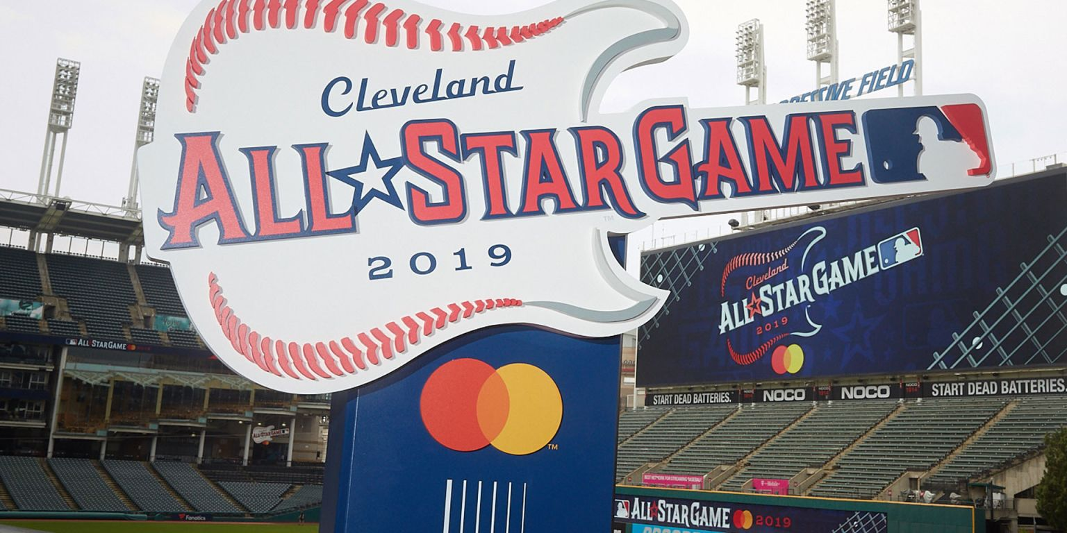 2019 All-Star Game logo unveiled | MLB com