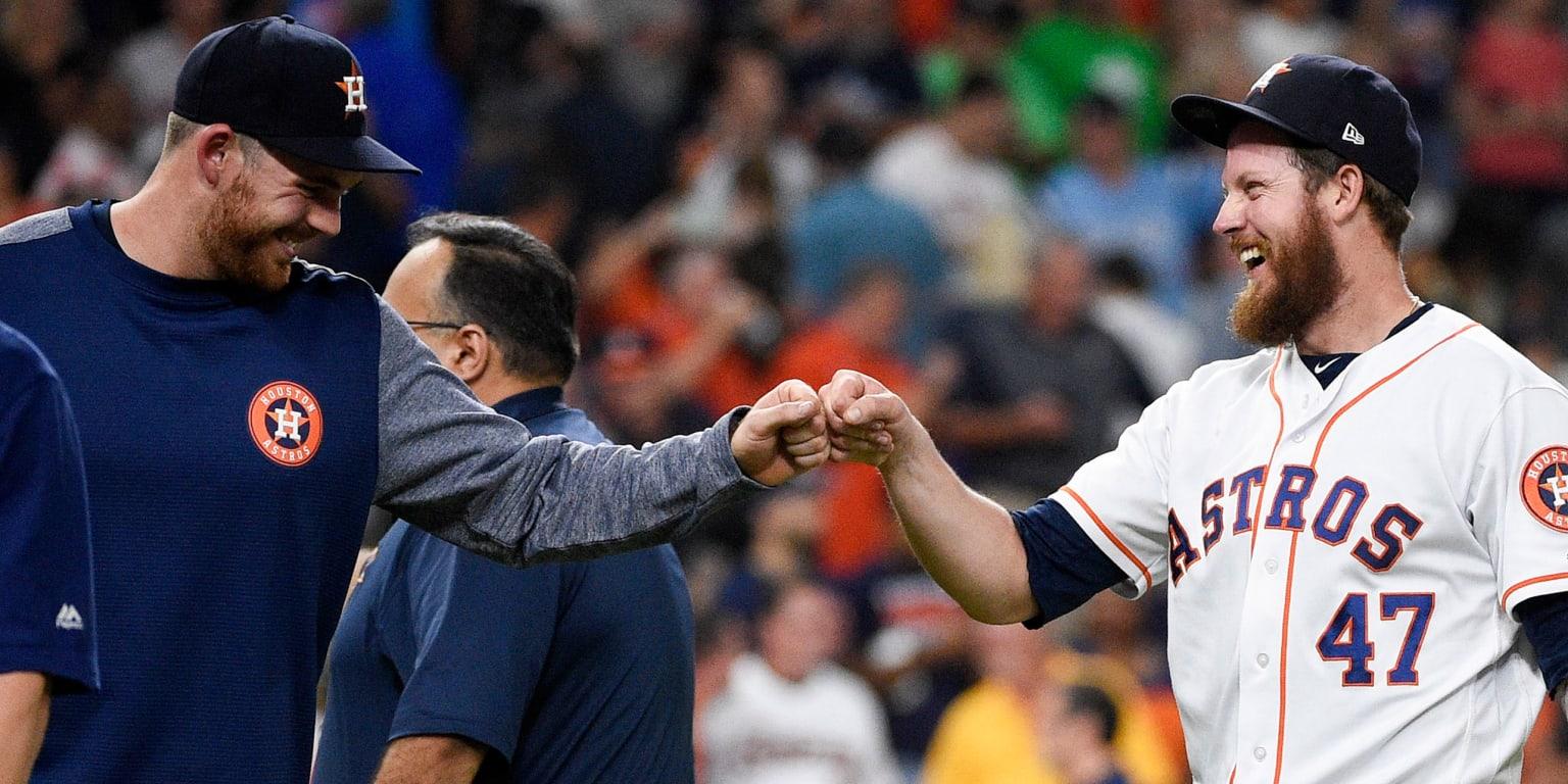 Inbox: How will Astros' bullpen look in October?