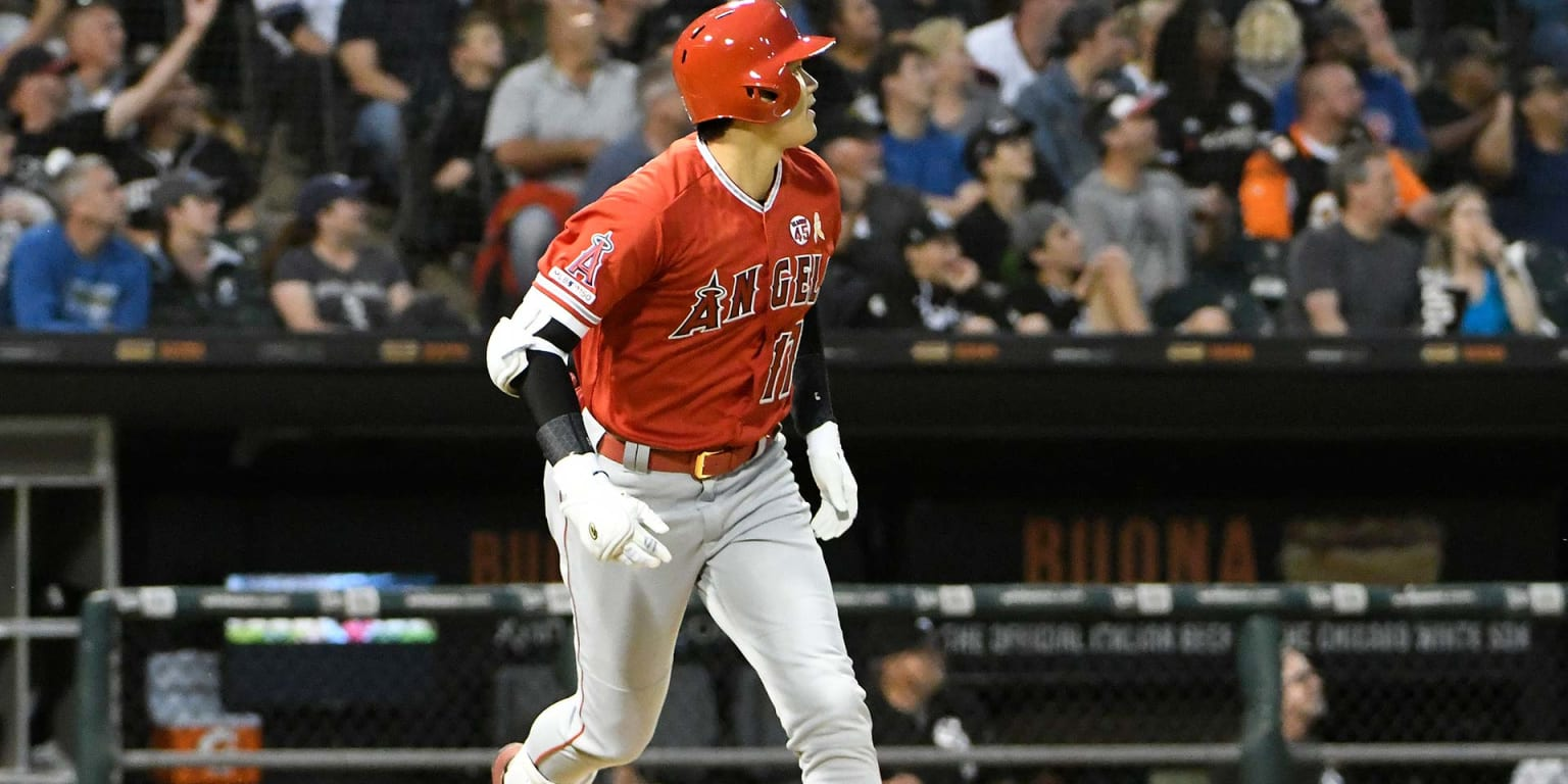 Ohtani breaks out for career-best 5 RBIs