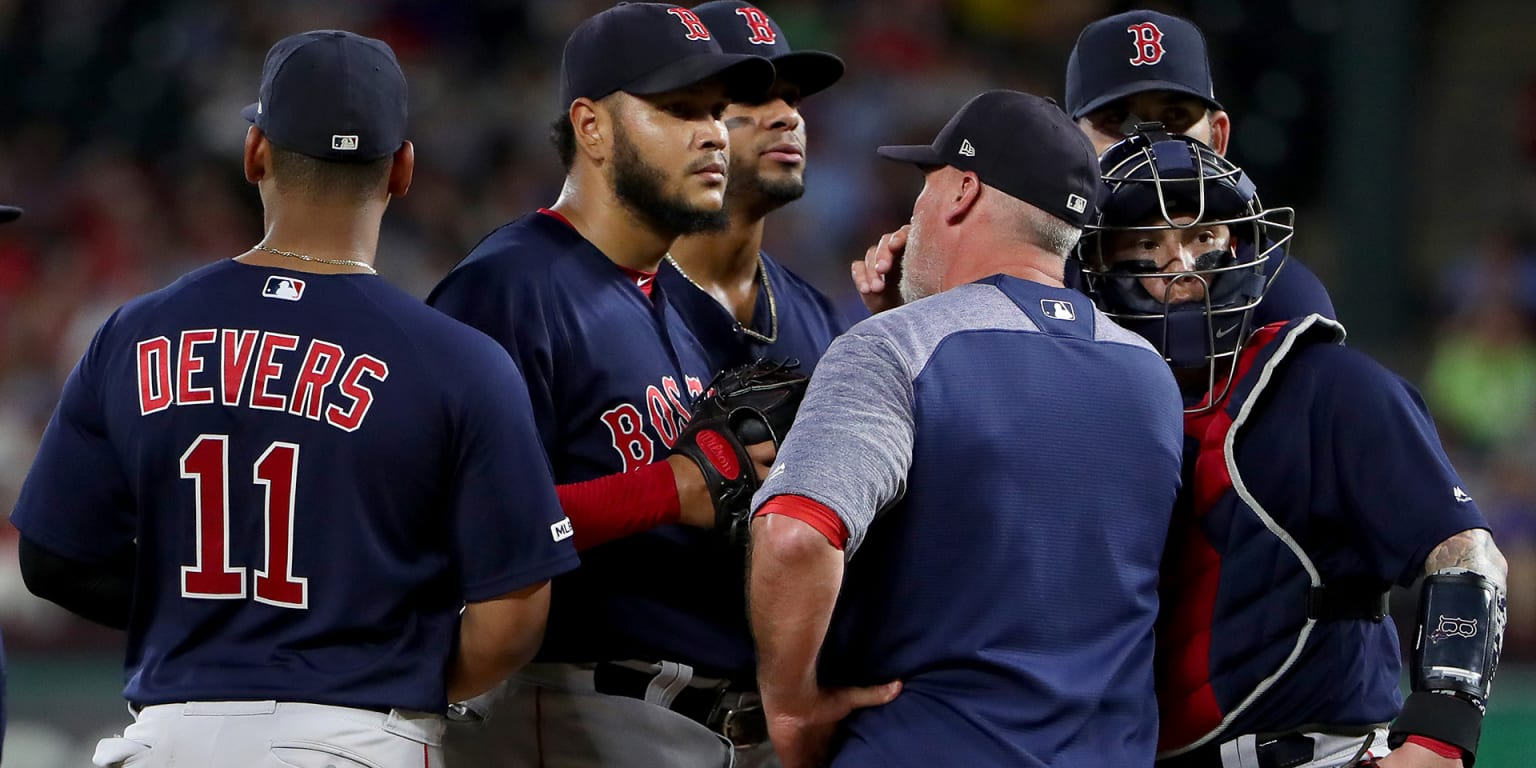 LeVangie out as Red Sox pitching coach