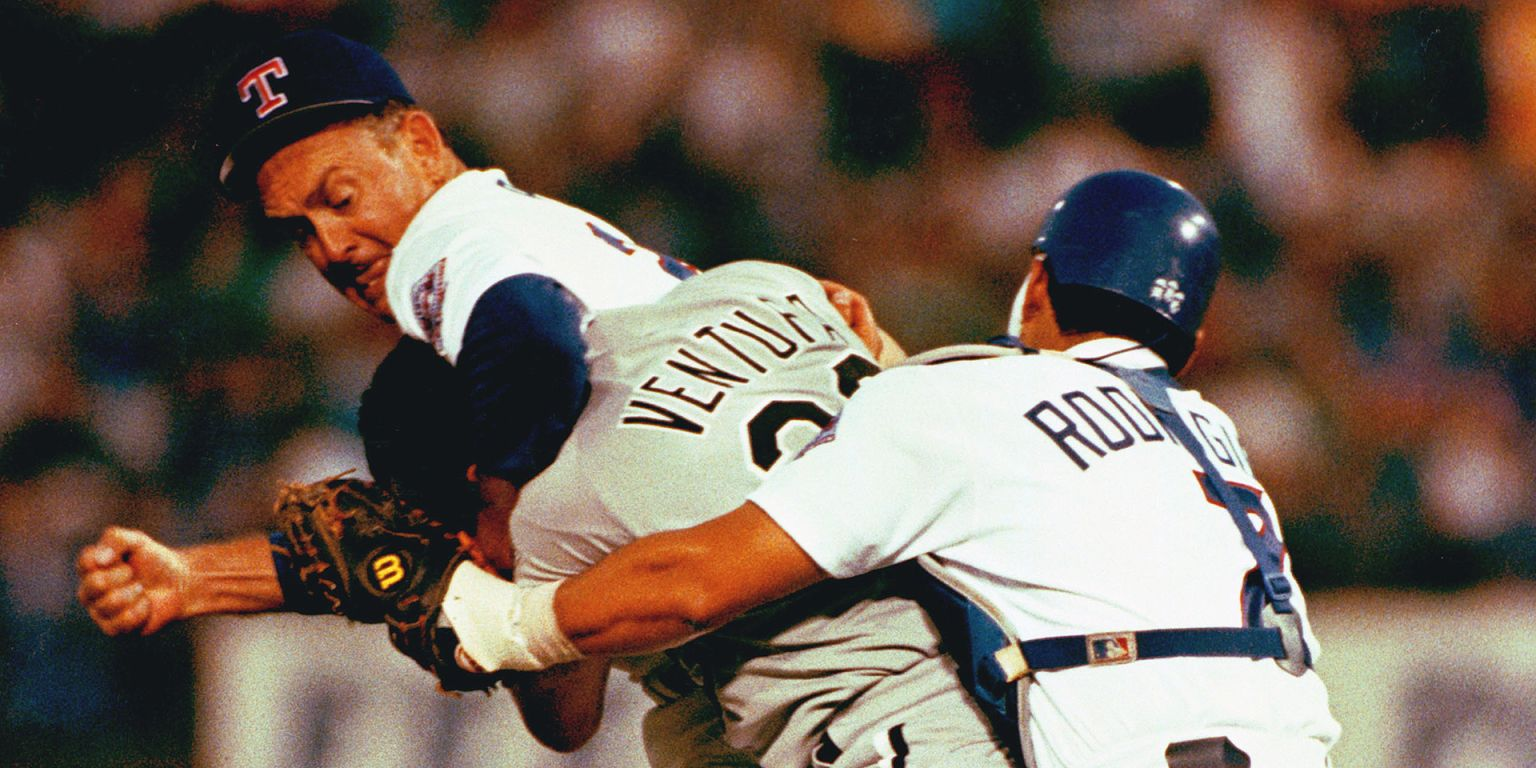 Notable brawls in baseball history