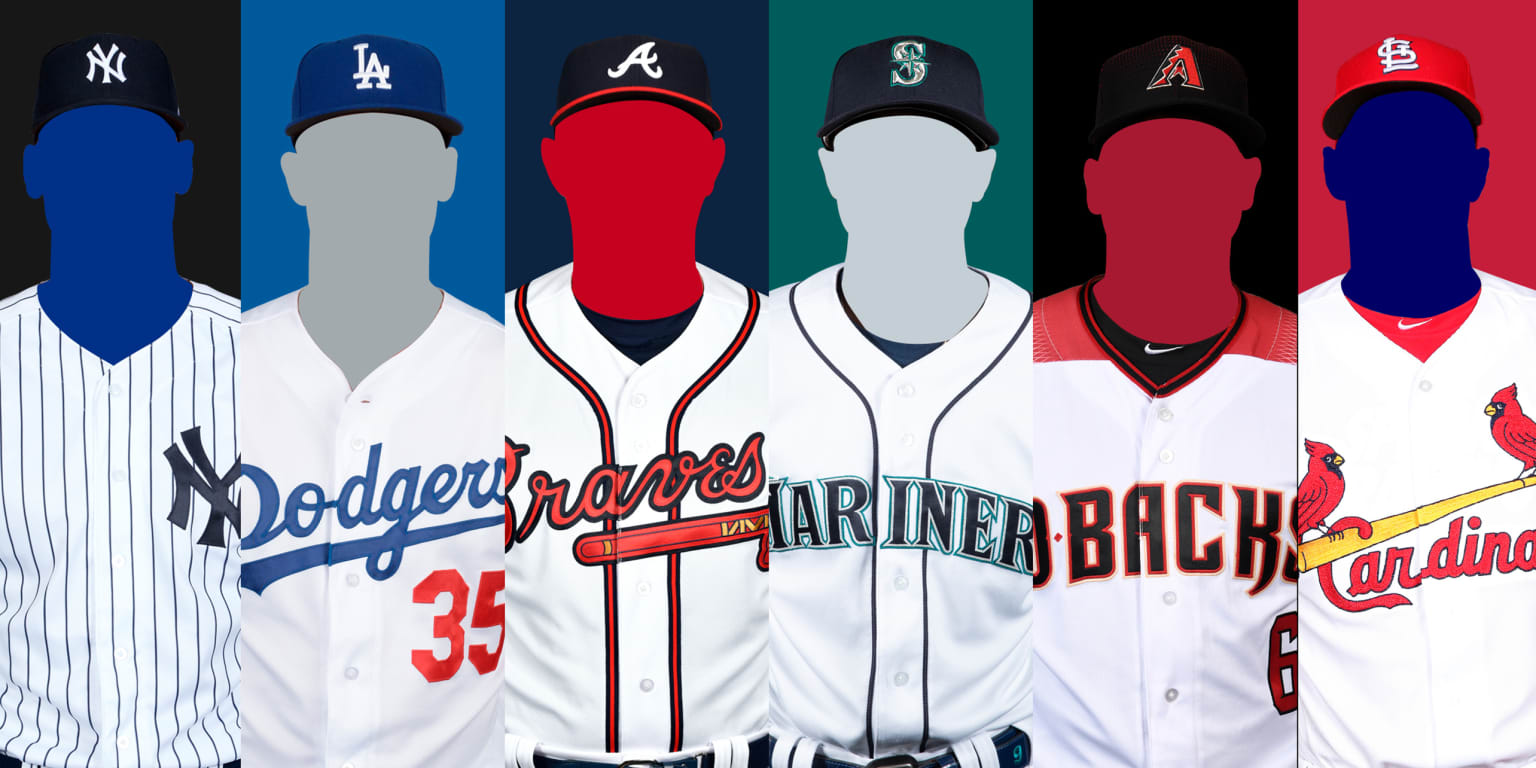 quality design 9767f 17eaa MLB players on the best uniforms | MLB.com