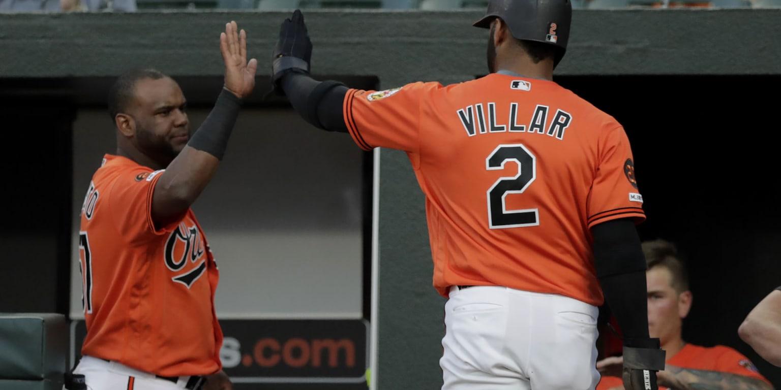 Notes: Villar to get shot in center