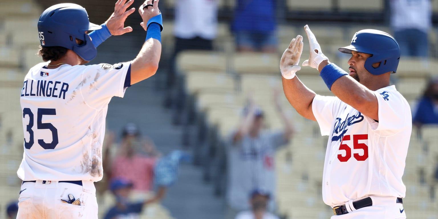 Bellinger activado por Dodgers; Pujols a la IL