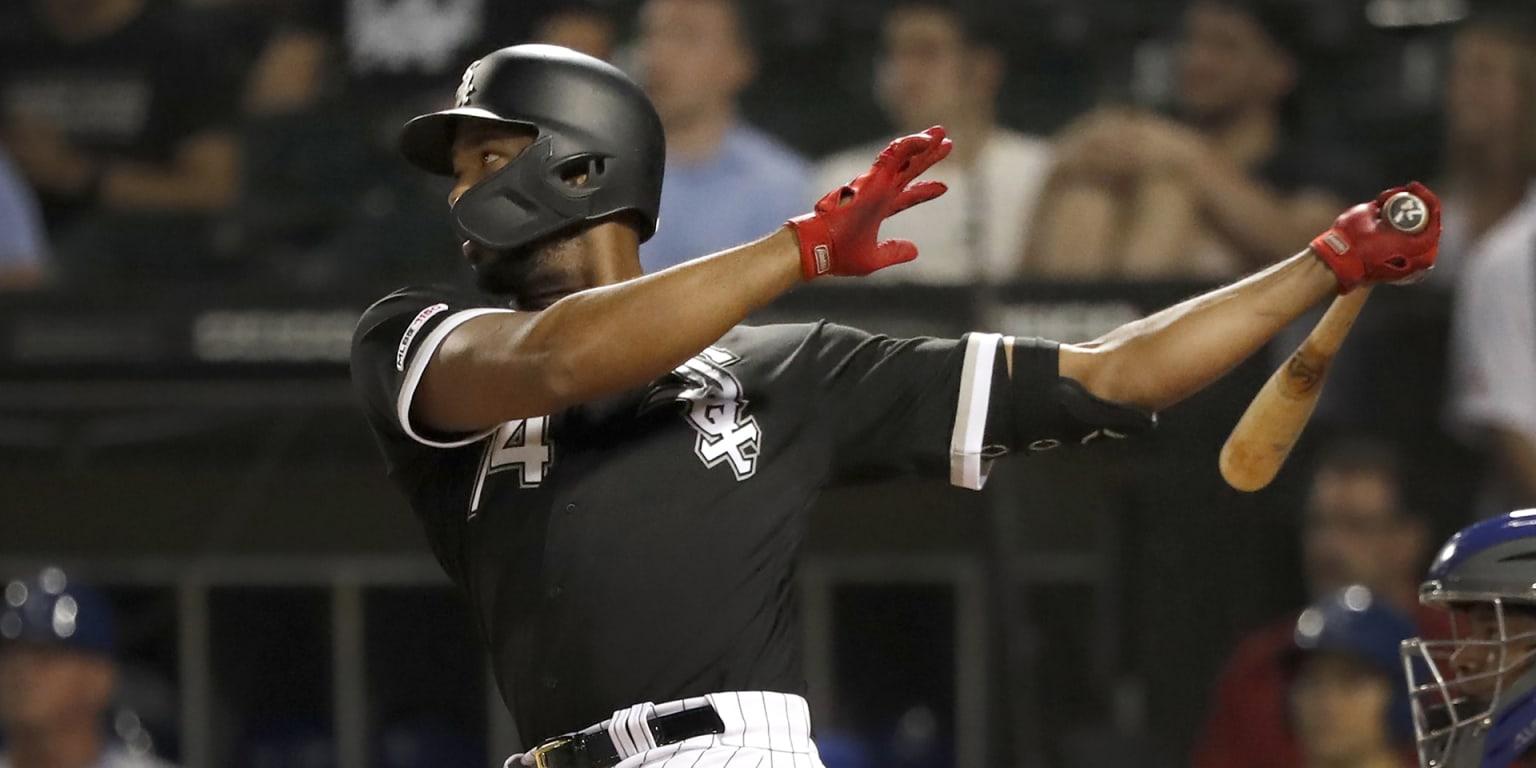 Eloy's 1st career grand slam sparks White Sox