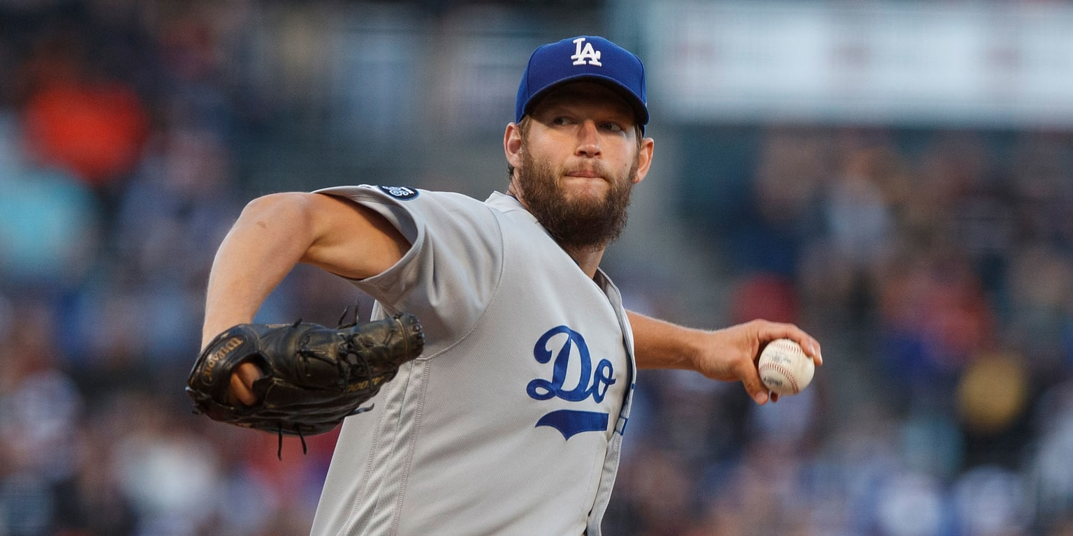 Clayton Kershaw loses duel with Giants   Los Angeles Dodgers