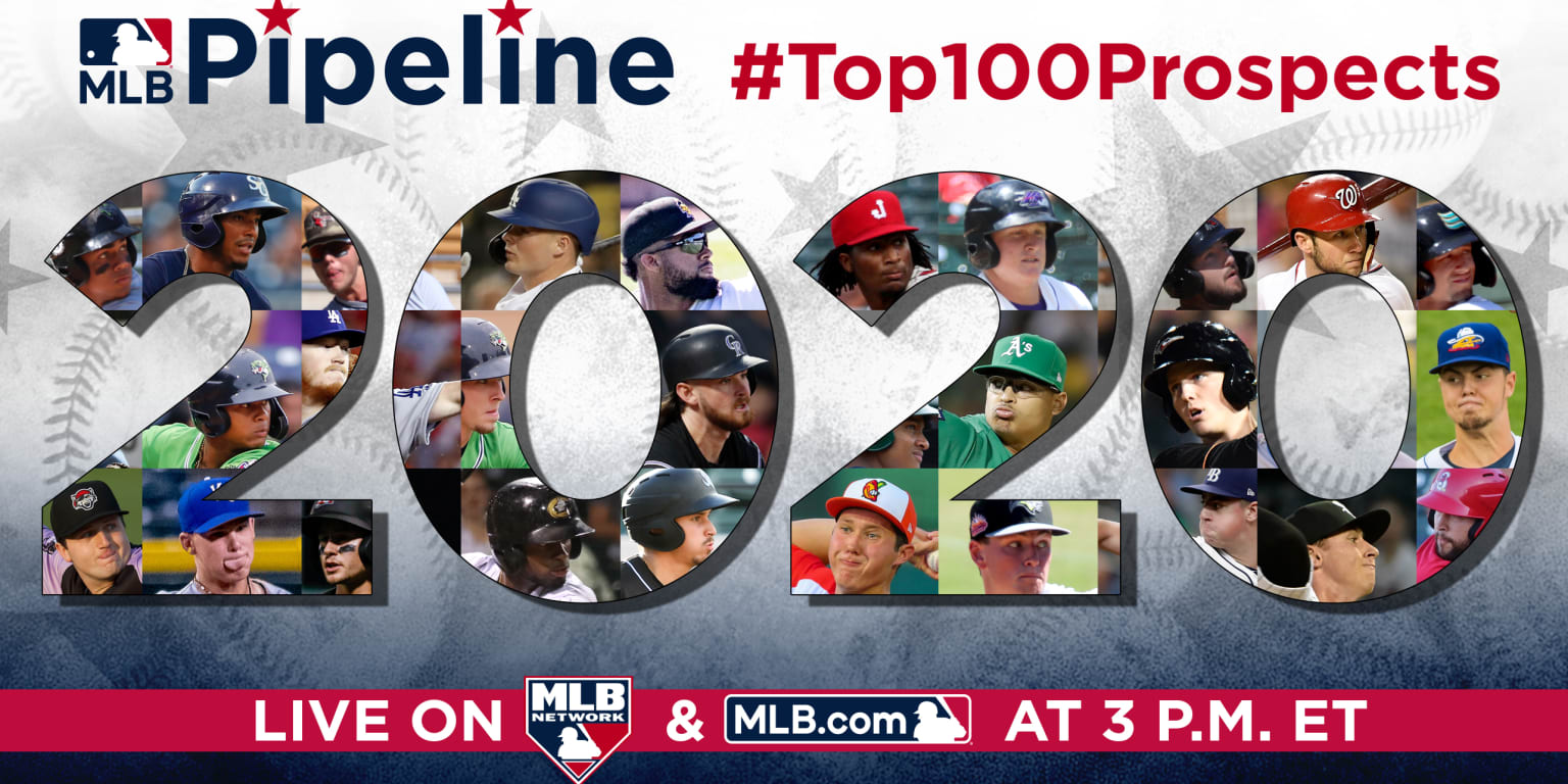 WATCH: Unveiling MLB's Top 100 prospects