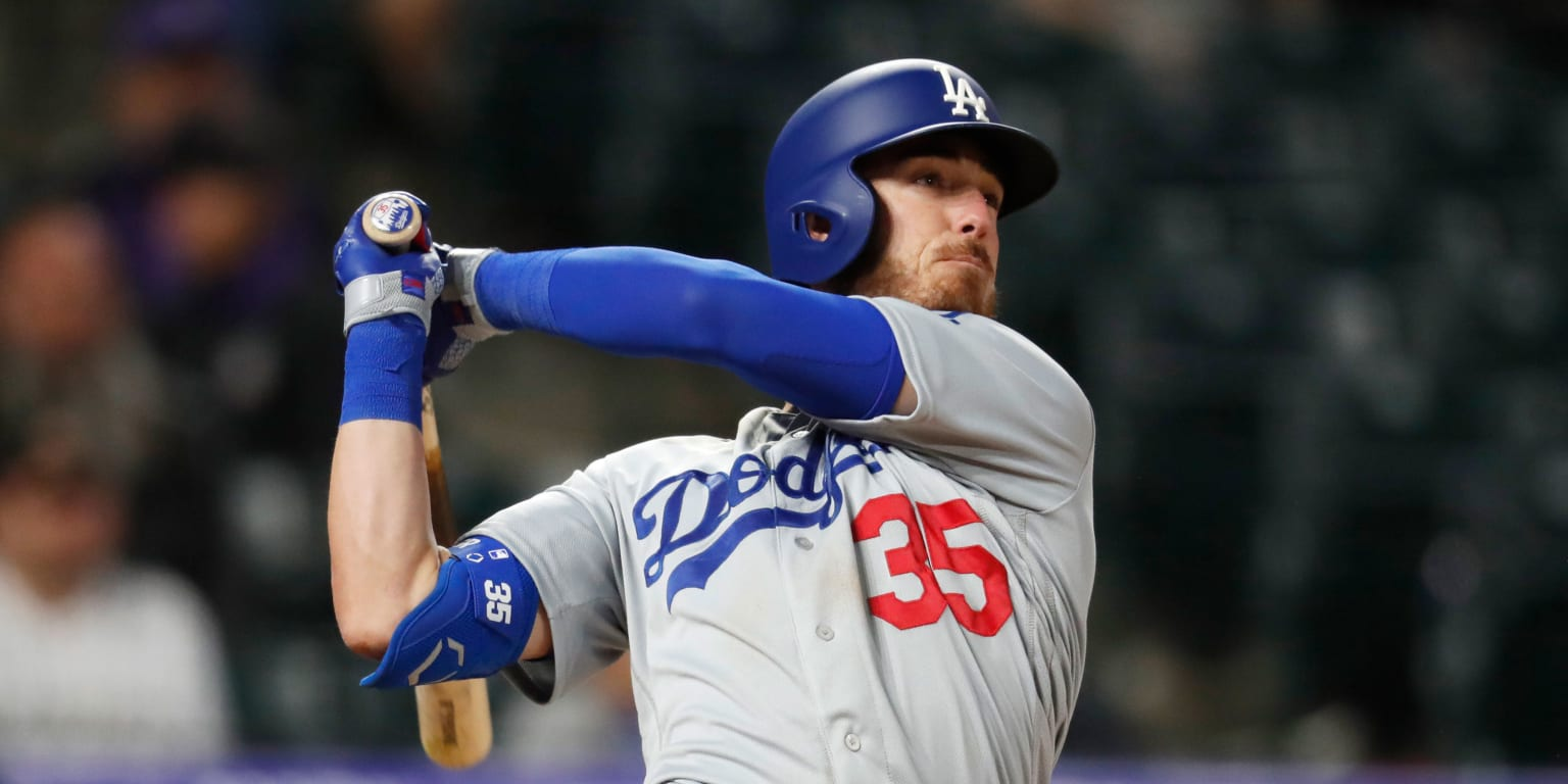 Bellinger's 7th HR only the beginning as LA rolls