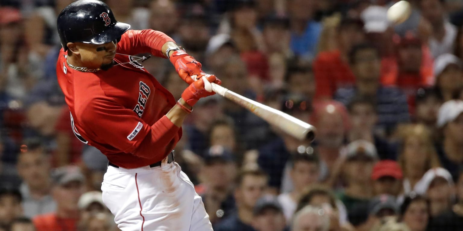 Sox expect Mookie to be in Opening Day lineup