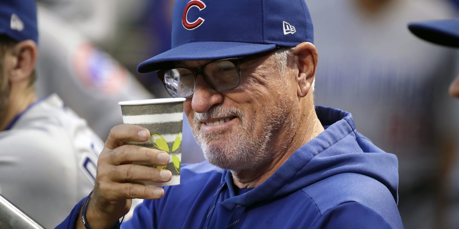 Lineup complaints? Maddon's focus is on Cubs