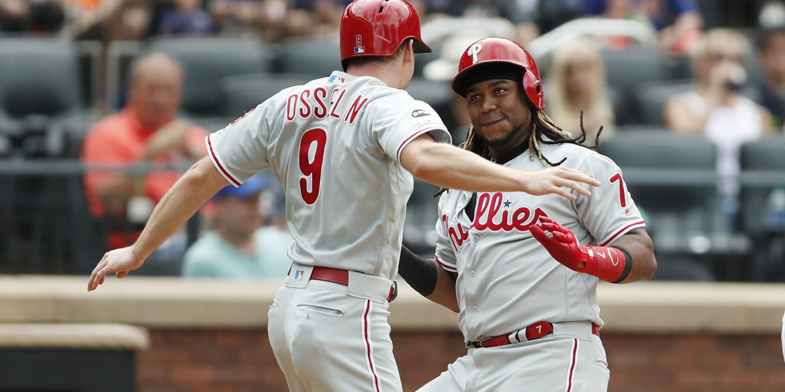 Utley, Rollins, now Franco: Phils who crush Mets
