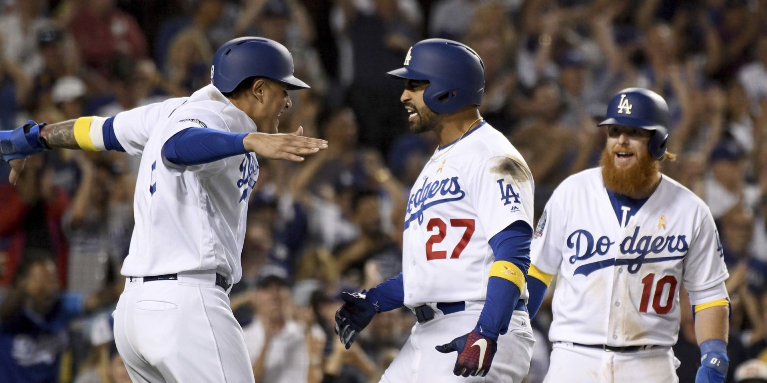 Kemp's dramatic HR wins game, ties NL West