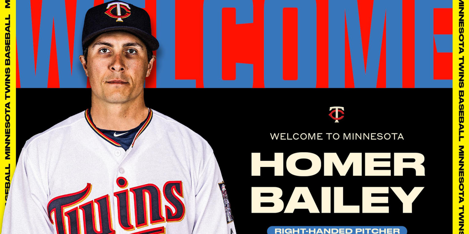 Twins sign pitchers Bailey, Hill to 1-year deals