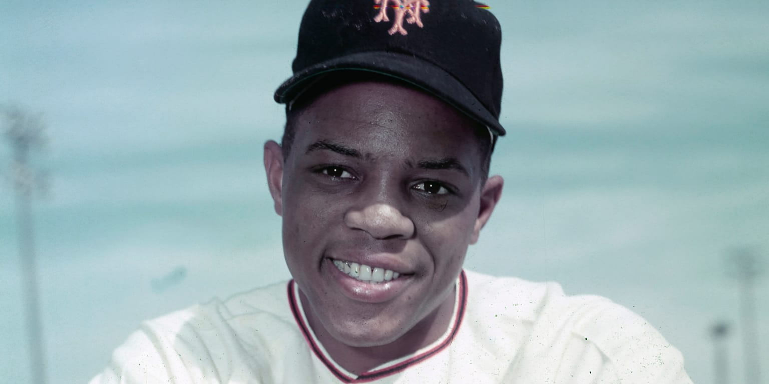 How Willie Mays grew his wings