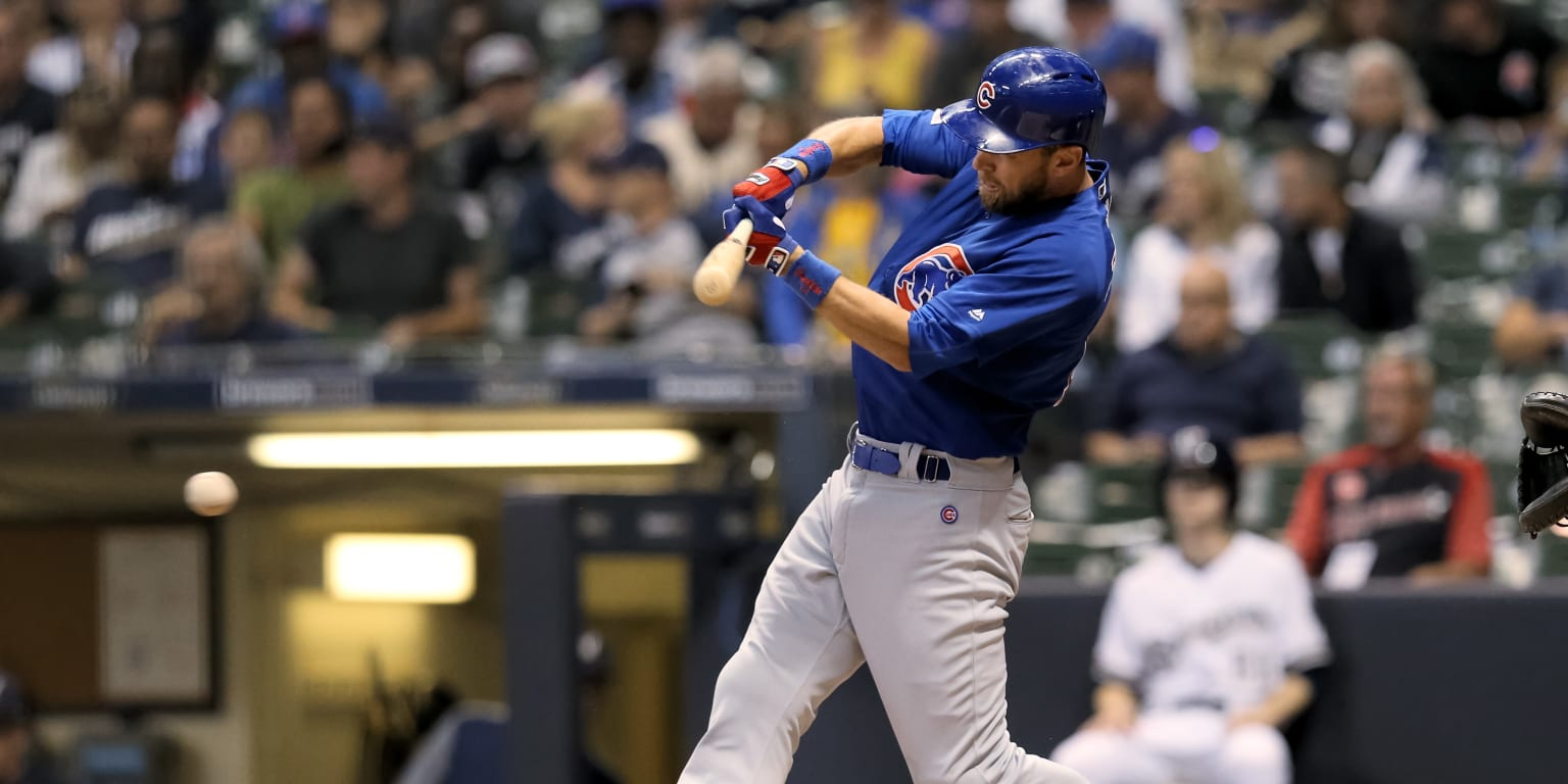 The Zobrist effect: Improving Cubs' contact rate