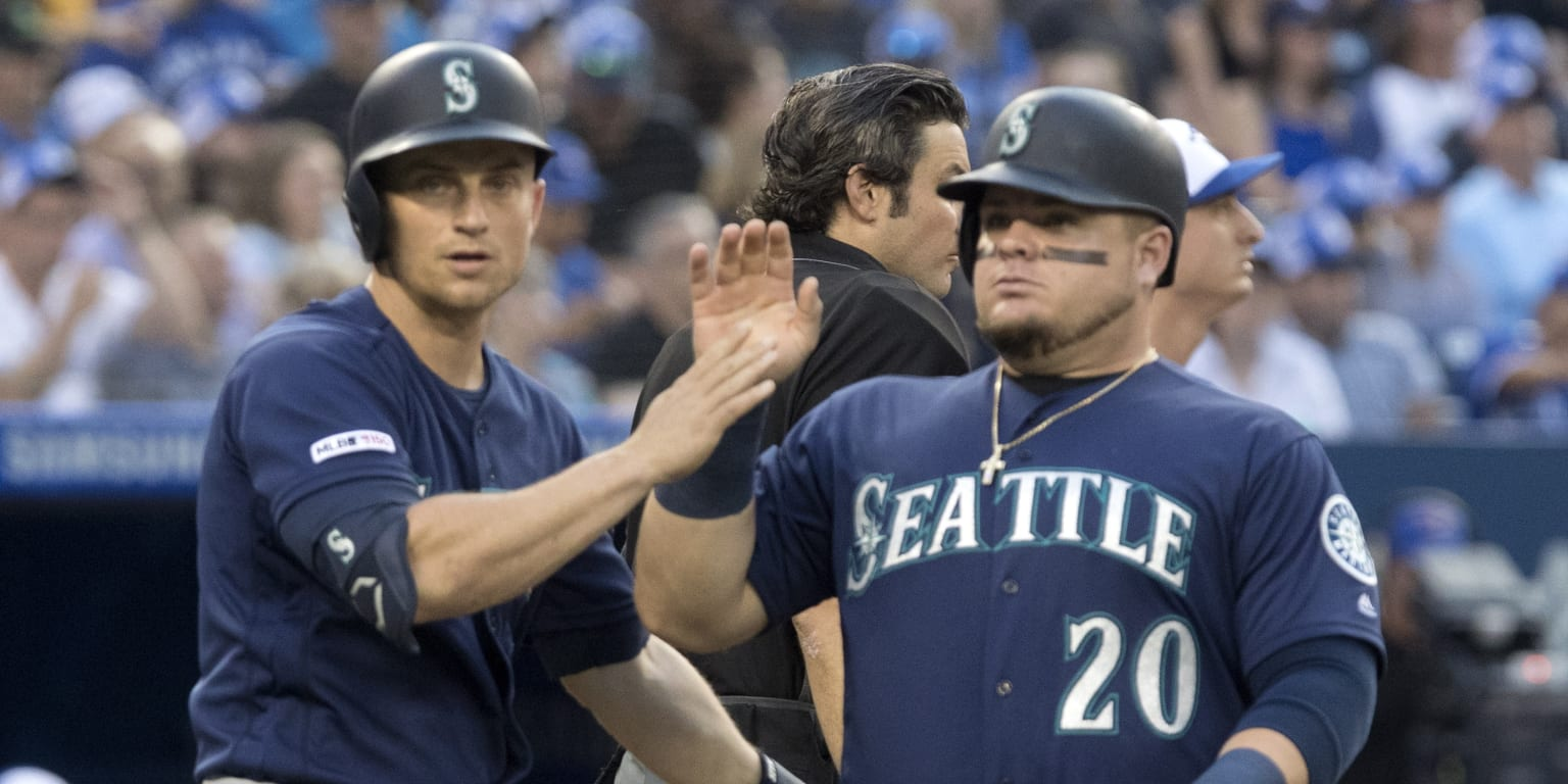 Mariners see potential in loss to Blue Jays